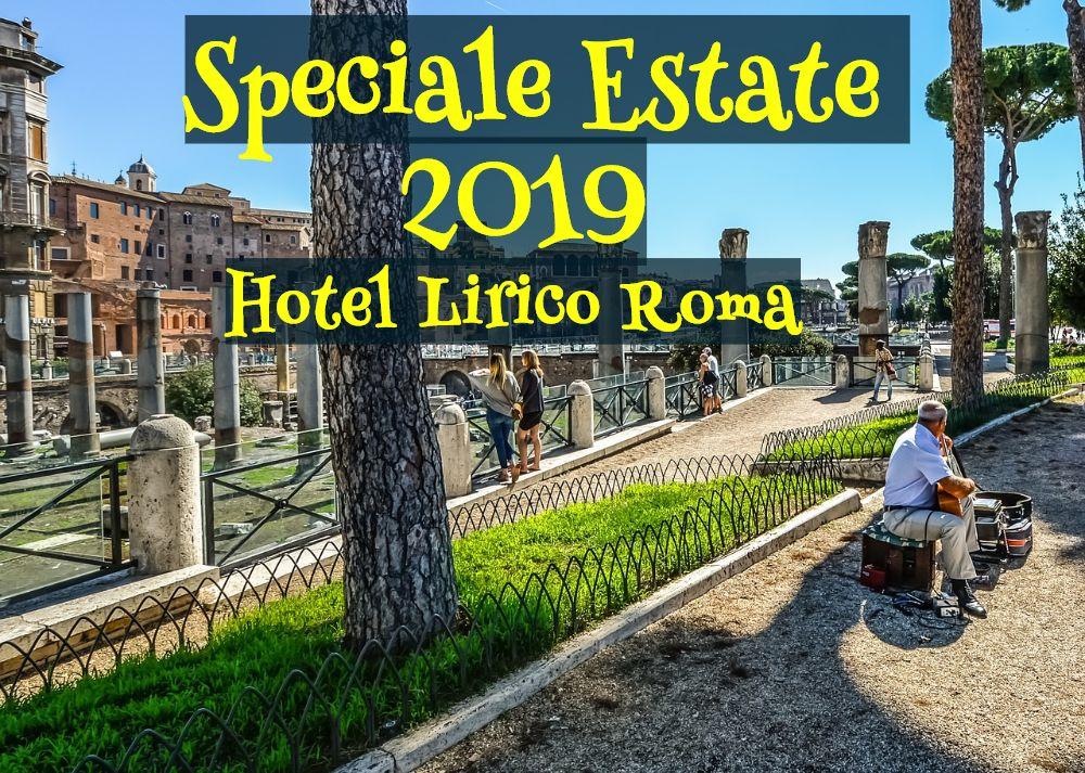 offerta speciale estate roma