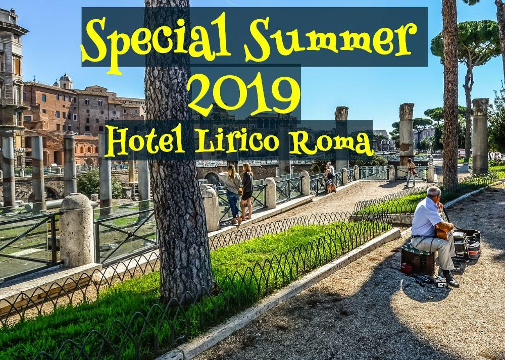 lirico hotel roma