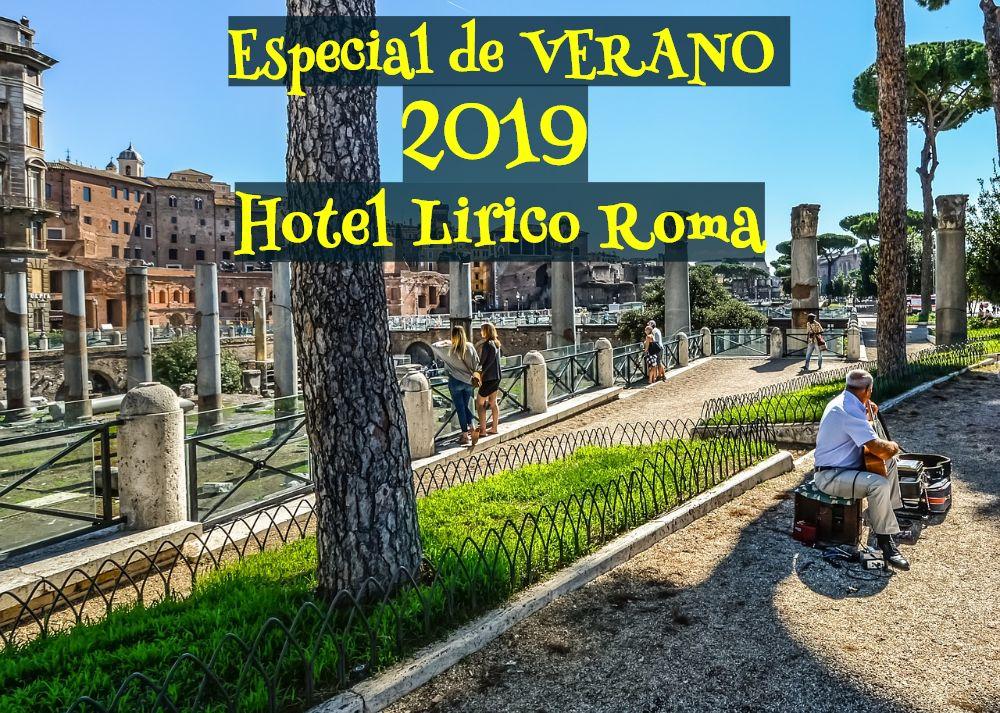 hotel lirico verano roma