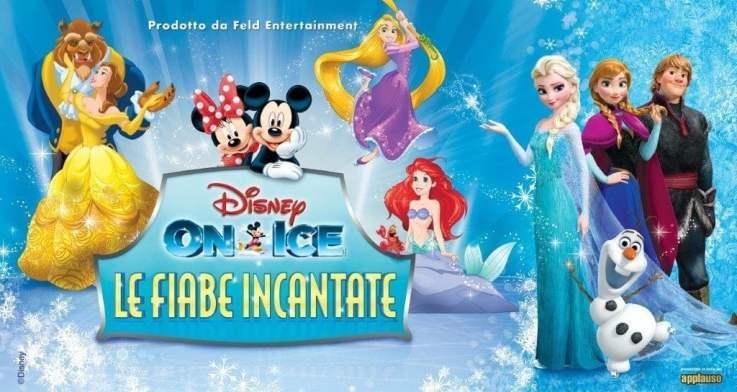 disney on ice roma 2018