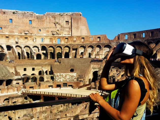 colosseo virtual tour