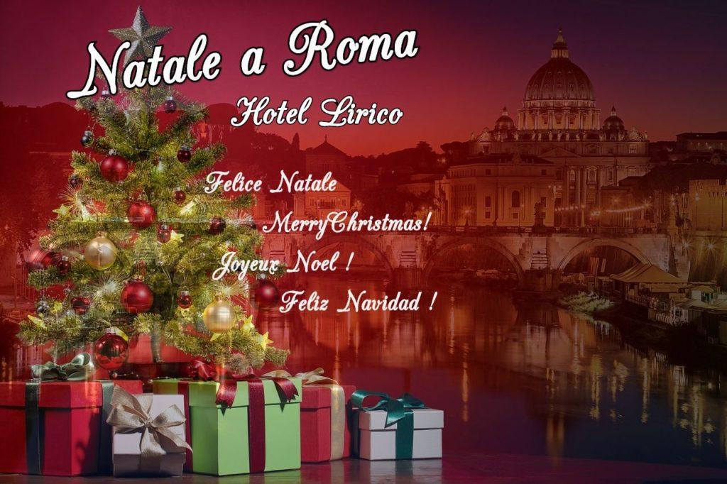 Natale a Roma hotel lirico