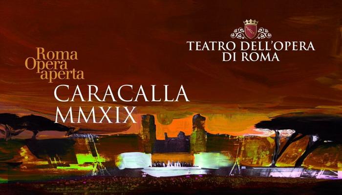 terme di caracalla 2019 - hotel lirico roma