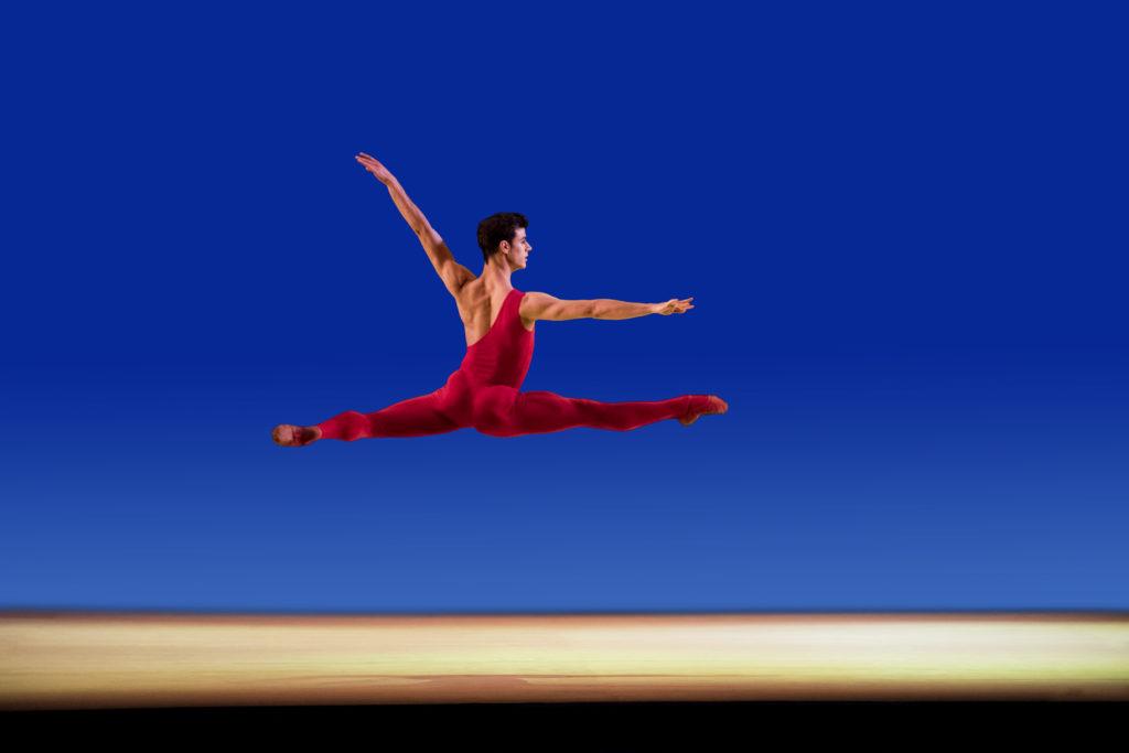 etoile de la danse rome 2020