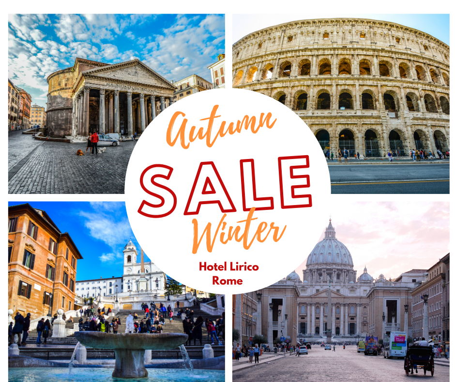 rome hotel lirico special offer