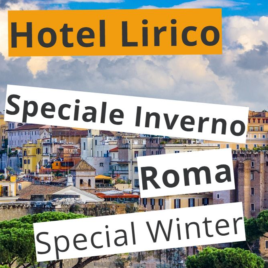 speciale inverno hotel lirico