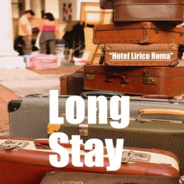 long stay hotel lirico roma