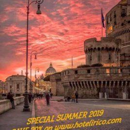 special summer hotel lirico 2019