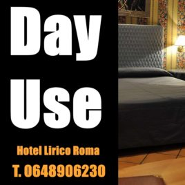 day use rome