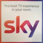 sky tv hotel lirico roma