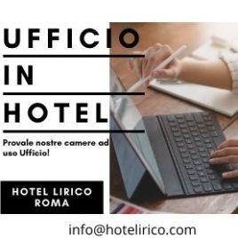 camere uso ufficio roma